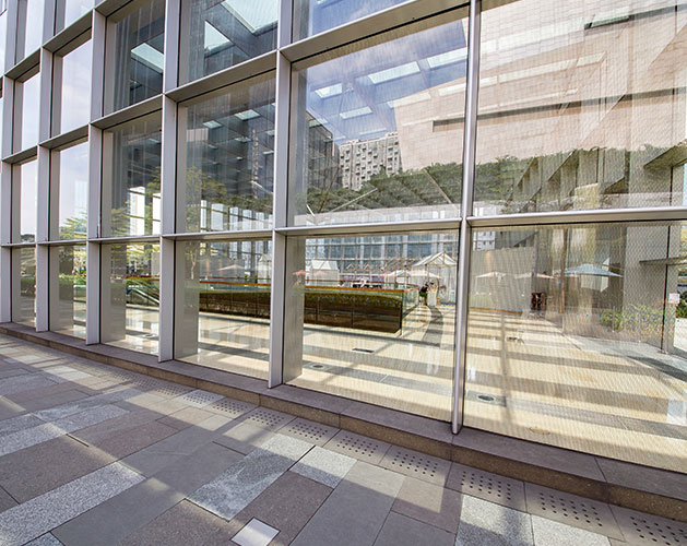 Commercial Curtain Wall - BMG Glass