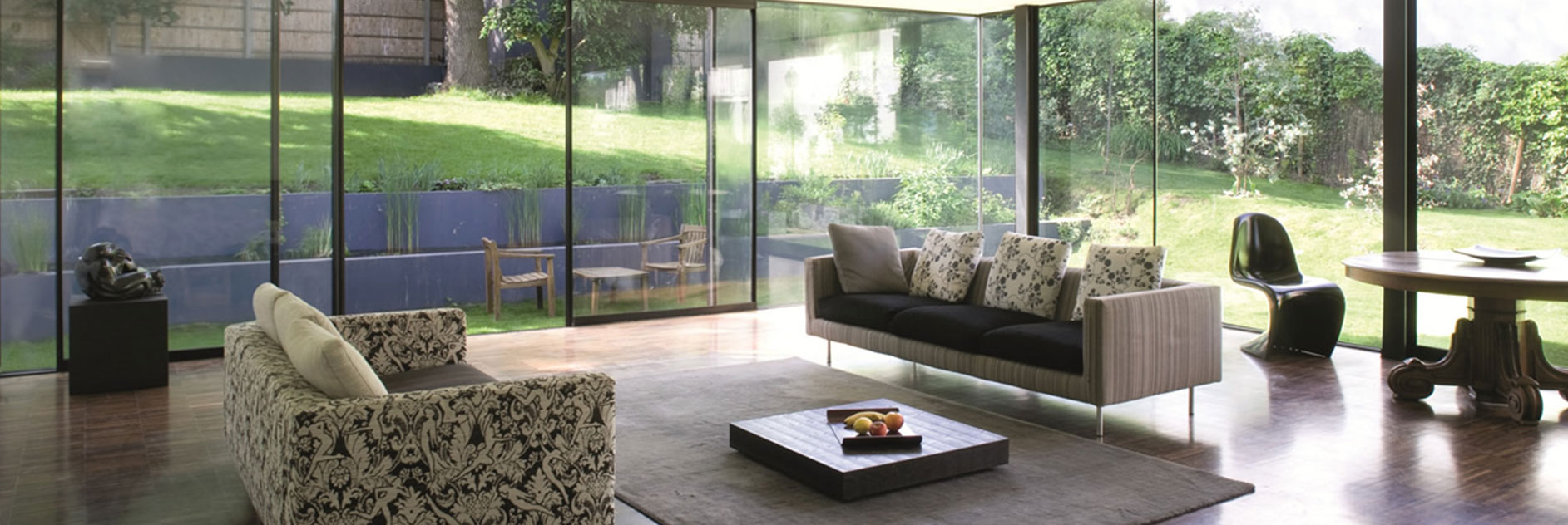 residential home glass